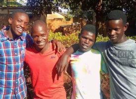 Kwagala Donations Make A Difference In Ugandan Boys' Lives