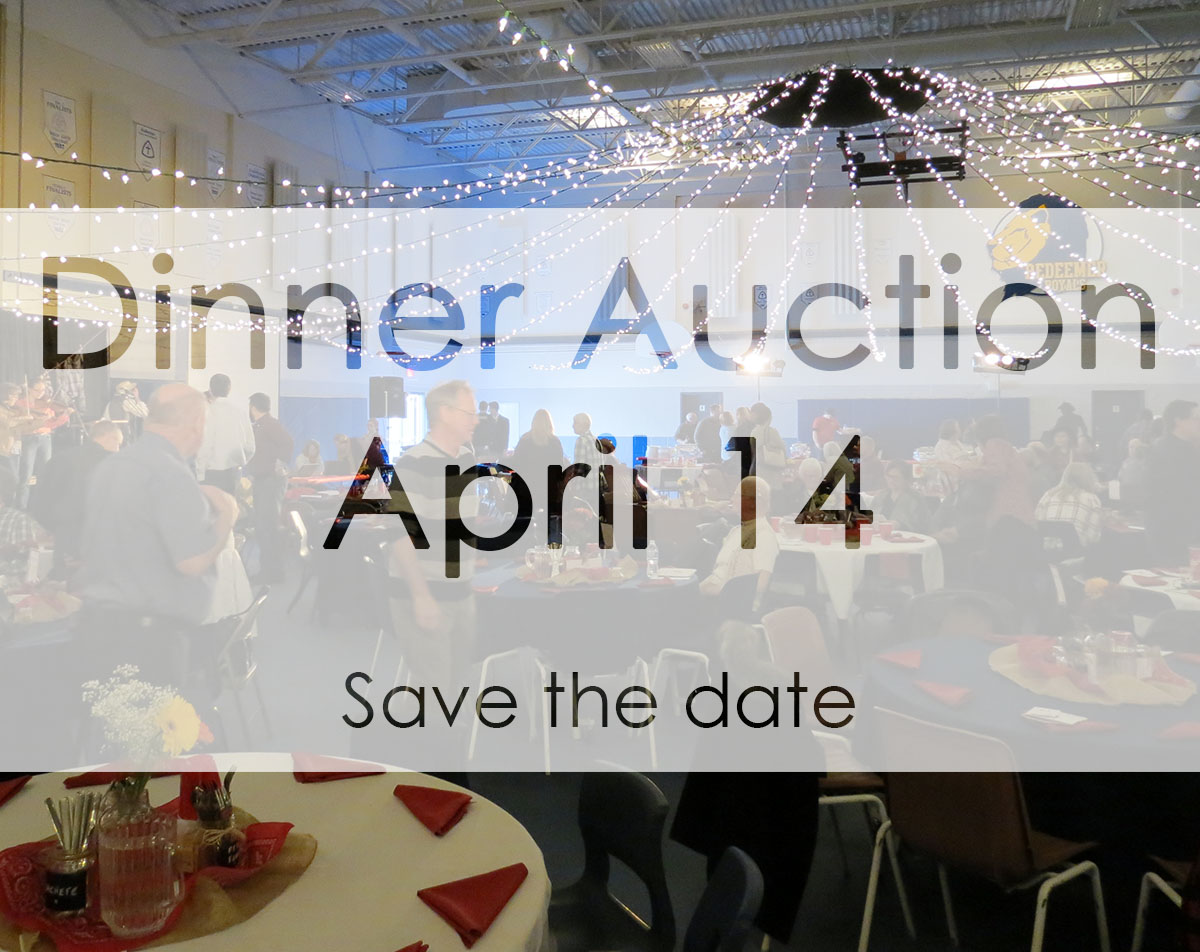 Black And White Dinner Auction